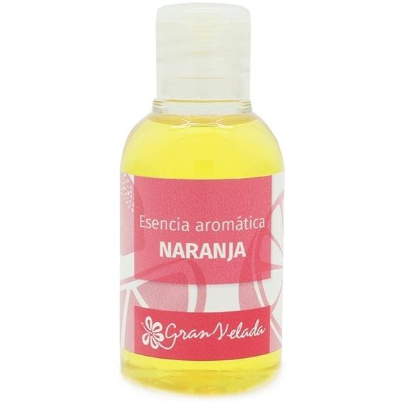 Essencia aromatica de laranja
