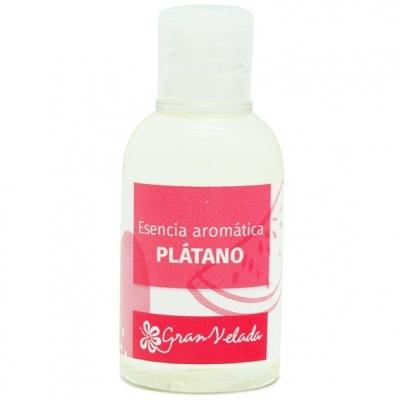 Esencia aromatica de platano