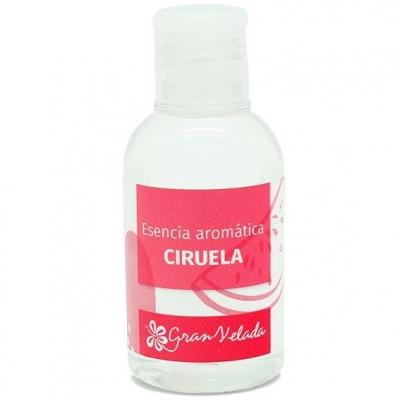 Essencia aromatica de ameixa