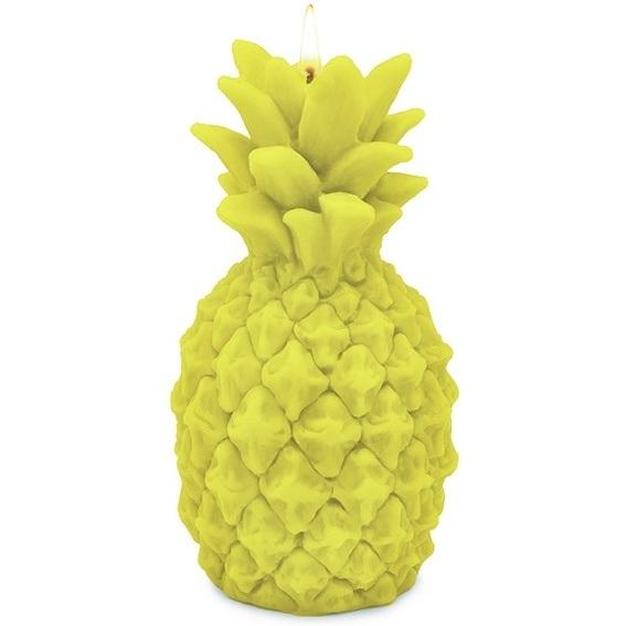Molde de abacaxi para velas 3D
