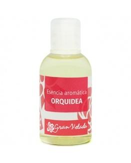 Essencia aromatica de orquidea