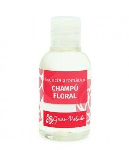 Esencia aromatica champu floral