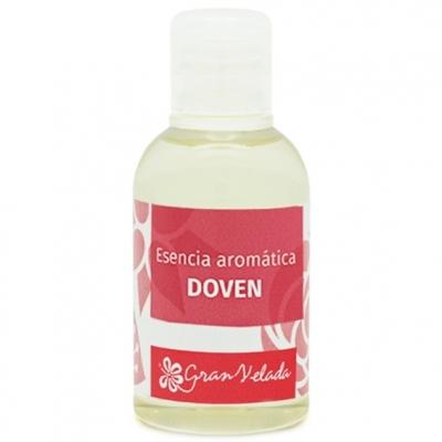 Essência Aromática Doven. Fragrância para cremes e sabonetes.