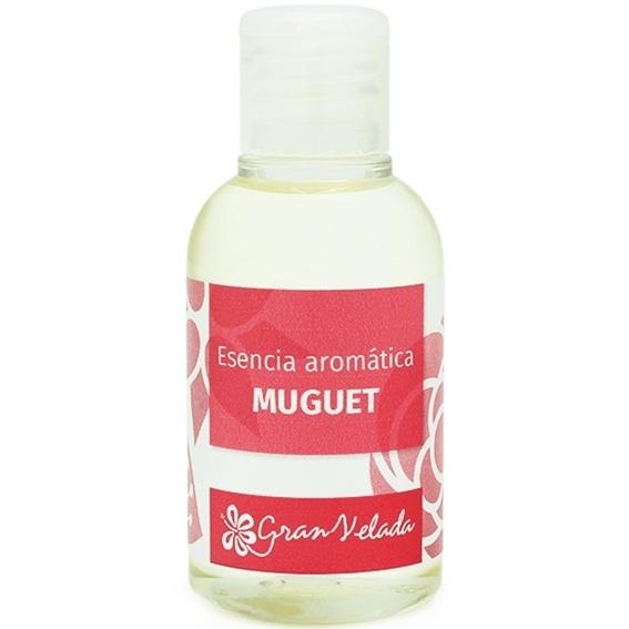 Essencia aromatica de muguet