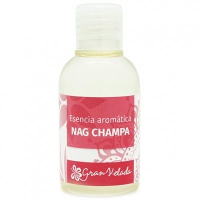 Essencia aromatica de nag champa