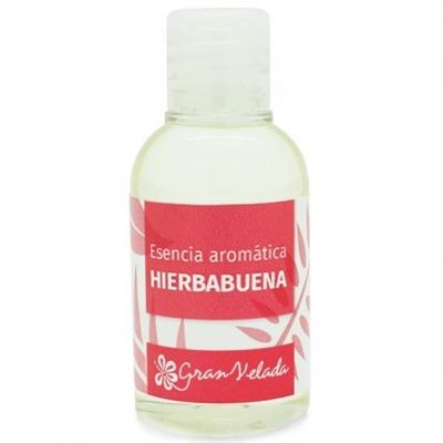 Esencia aromatica de hierbabuena