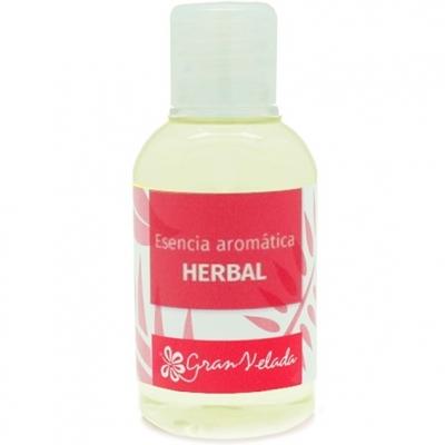 Essencia aromatica ervas verdes