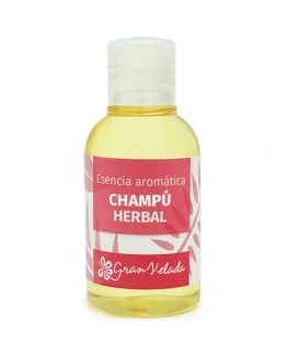 Esencia aromatica champu herbal
