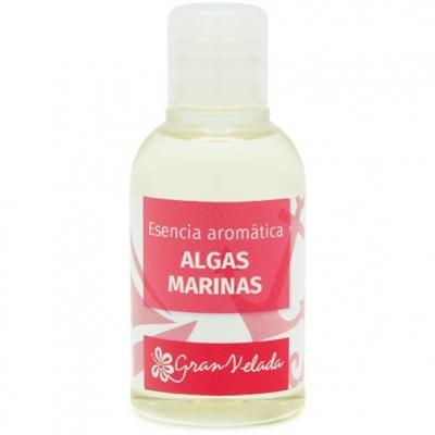 Essencia aromatica algas marinhas