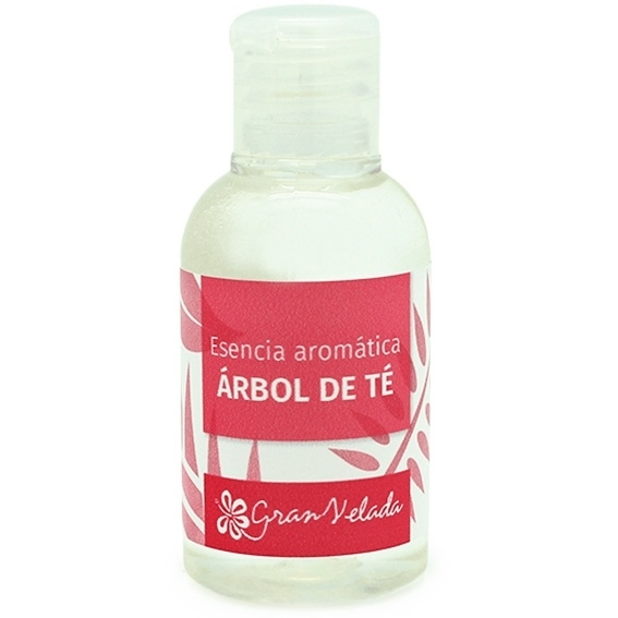 Essencia aromatica arvore de cha
