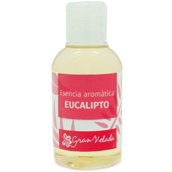 Essencia aromatica de eucalipto