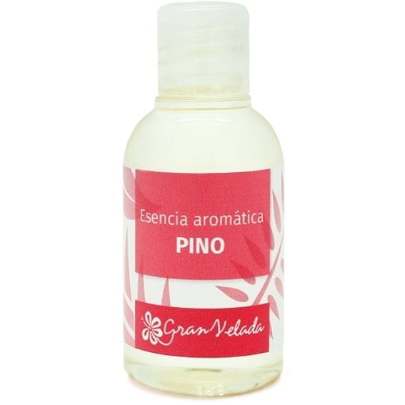Essencia aromatica de pinheiro