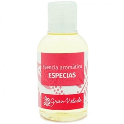 Essencia aromatica de especiarias