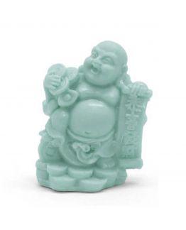 Molde para fazer sabão Buda do Dinheiro.