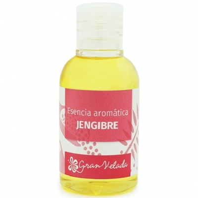 Esencia aromatica de jengibre