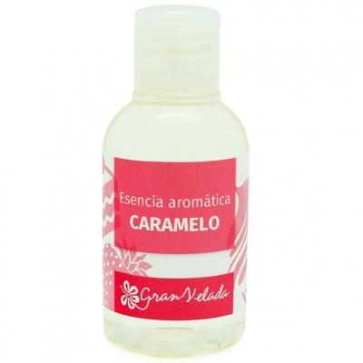 Essencia aromatica de caramelo