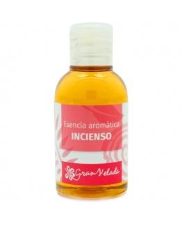 Esencia aromatica de incienso