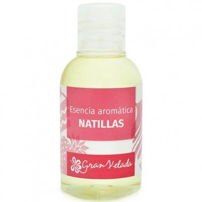 Essencia aromatica de leite-creme