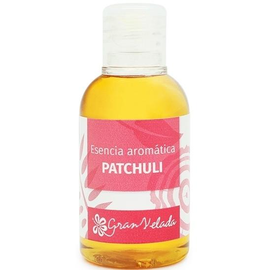 Essencia aromatica de patchuli
