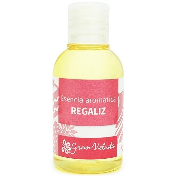 Essencia aromatica de alcaçuz