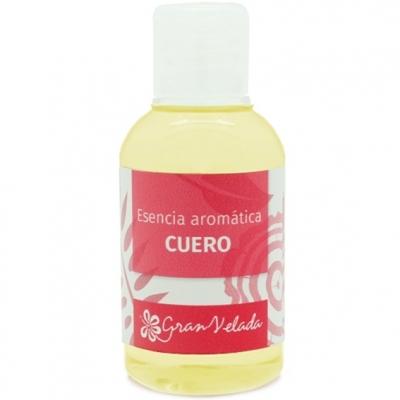 Esencia aromatica de cuero