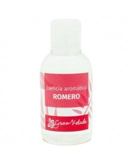 Essencia aromatica de alecrim