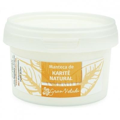 Manteiga de karite natural