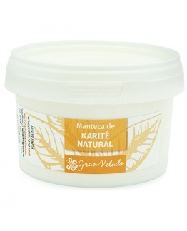 Manteiga de karite natural