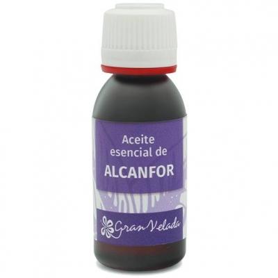 Aceite esencial de alcanfor