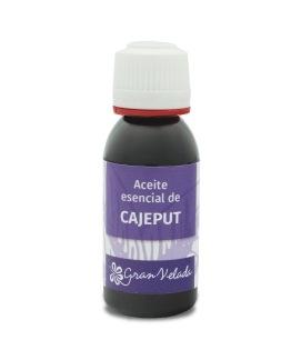 Aceite esencial de cajeput