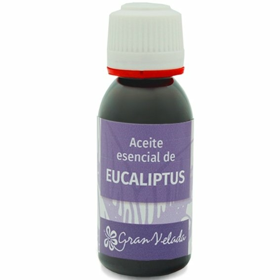 Aceite esencial de eucaliptus