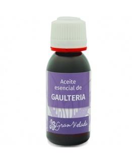 Aceite esencial de gaulteria