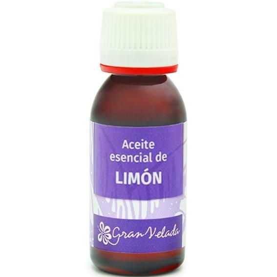 Oleo essencial de limao