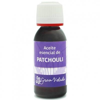 Oleo de patchuli