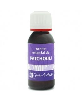 Oleo essencial de pachuli