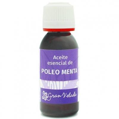 Aceite esencial de poleo menta