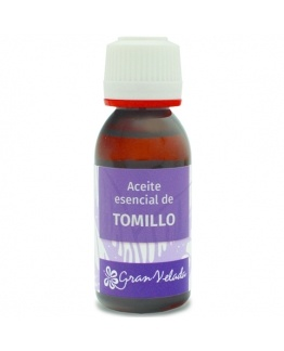 Oleo essencial de tomilho