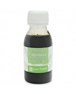 Extracto de manzanilla hidrosoluble