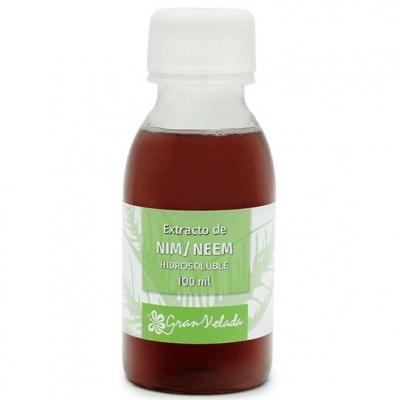 Extracto de neem