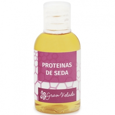 Proteinas de seda