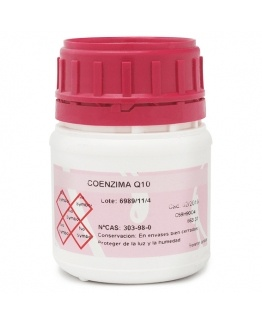 Coenzima Q10 para cosmética