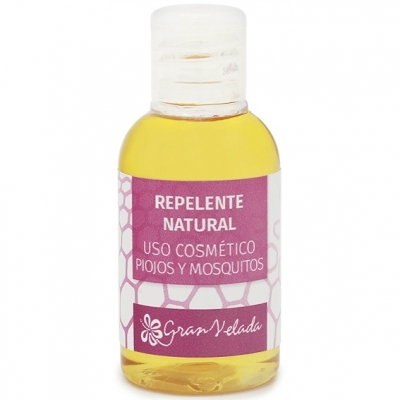 Repelente anti-mosquitos natural