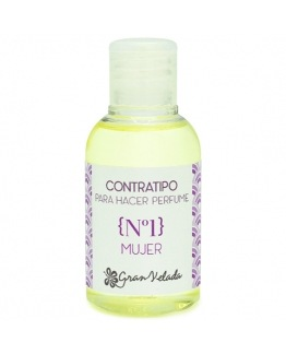 Contratipo para hacer perfume Mujer nº1