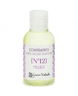 Contratipo perfume feminino Nº12