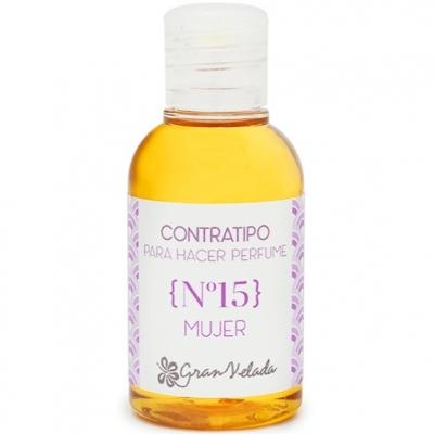 Contratipo de Mulher Nº15 Essência de Perfume