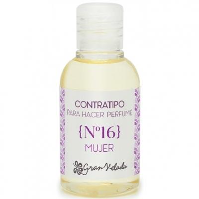 Contratipo Mulher Nº16 Essência para perfume