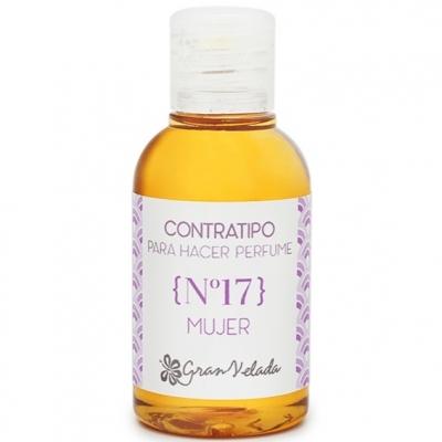 Contratipo de Mulher Nº17 para fazer perfume