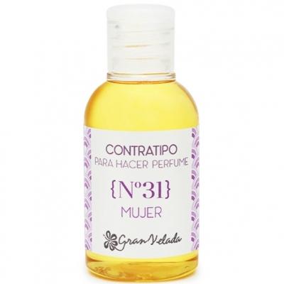 Contratipo de perfume mulher Nº31
