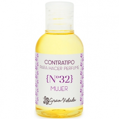Contratipo Mulher Nº32 Oriental Vanille