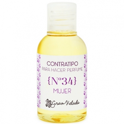 Contratipo mujer 34 Chypre Floral